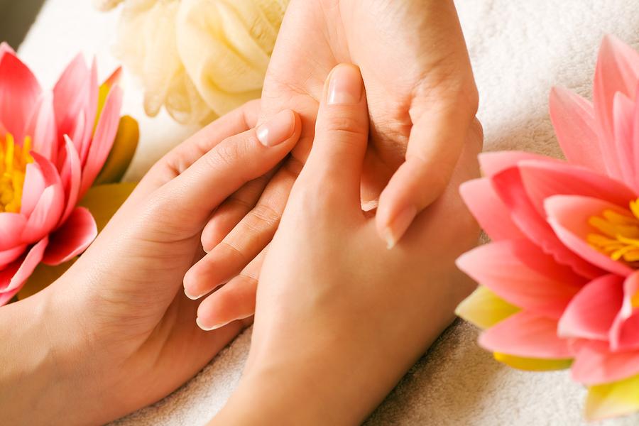Natural Hand Peeling