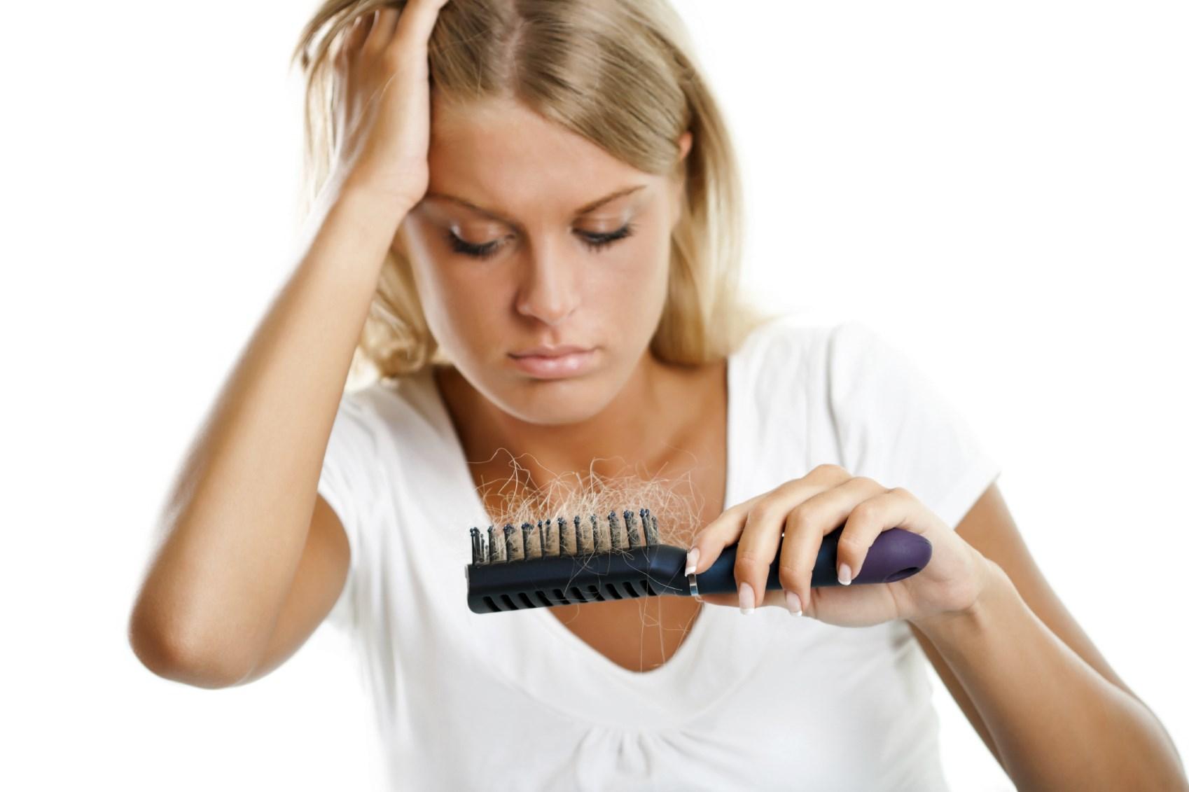 выпадение волос лечение номер