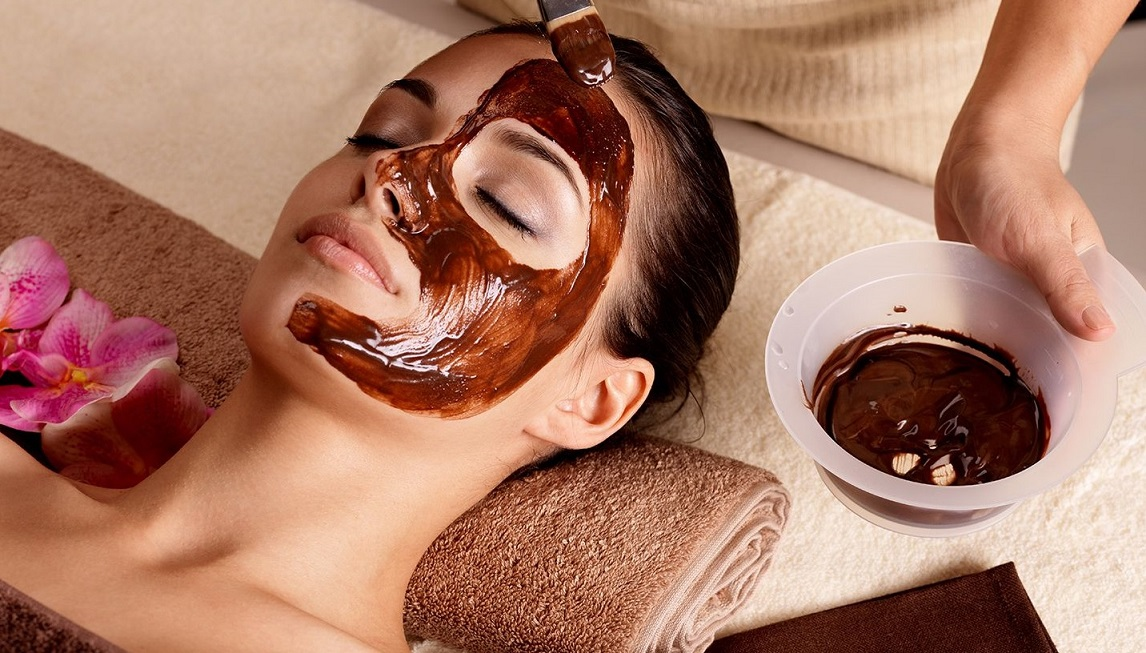 Chocolate Homemade Face Mask