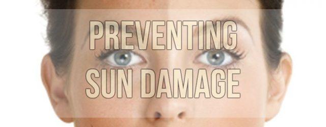 Preventing Sun Damage